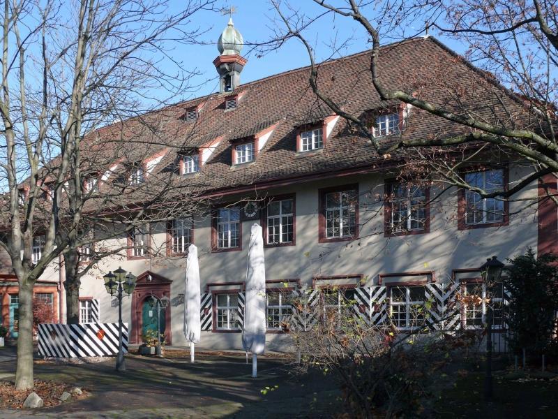 Aussenansichten Schützenhaus