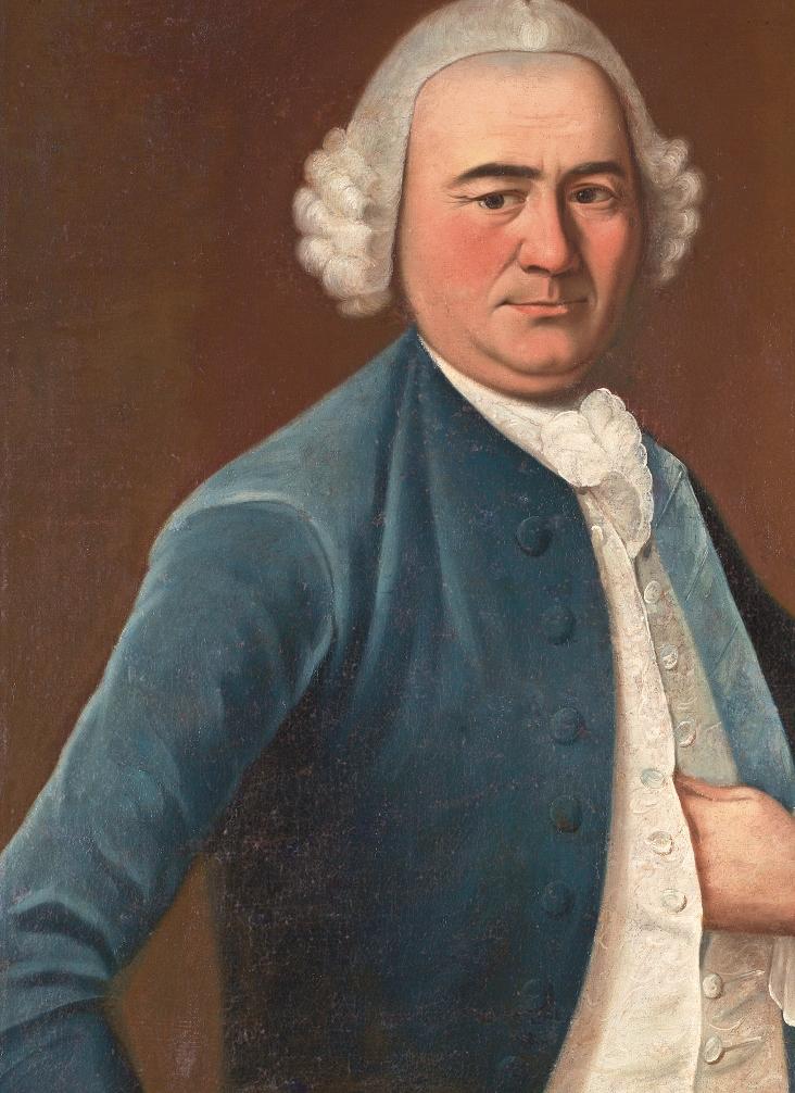 Johann Heinrich Brenner 1706 - 1788