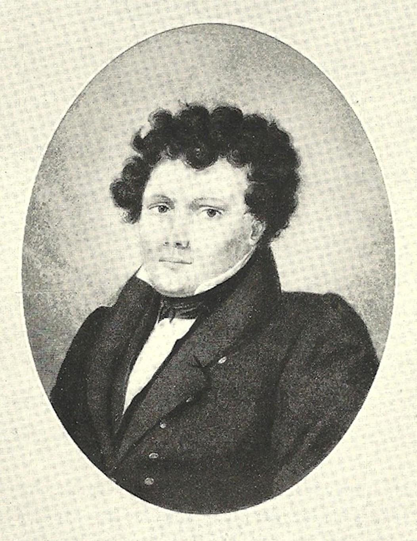 Benedikt Sarasin 1798 - 1833
