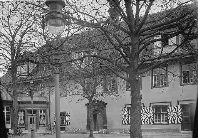 Schützenhaus Garten 1920