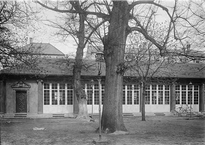 Schützenhaus Gartensaal 1920