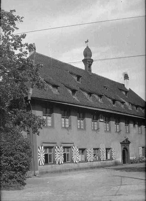 Schützenhaus Nordfassade 1938