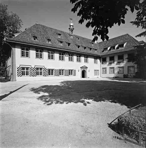 Schützenhaus Nordfassade 1962