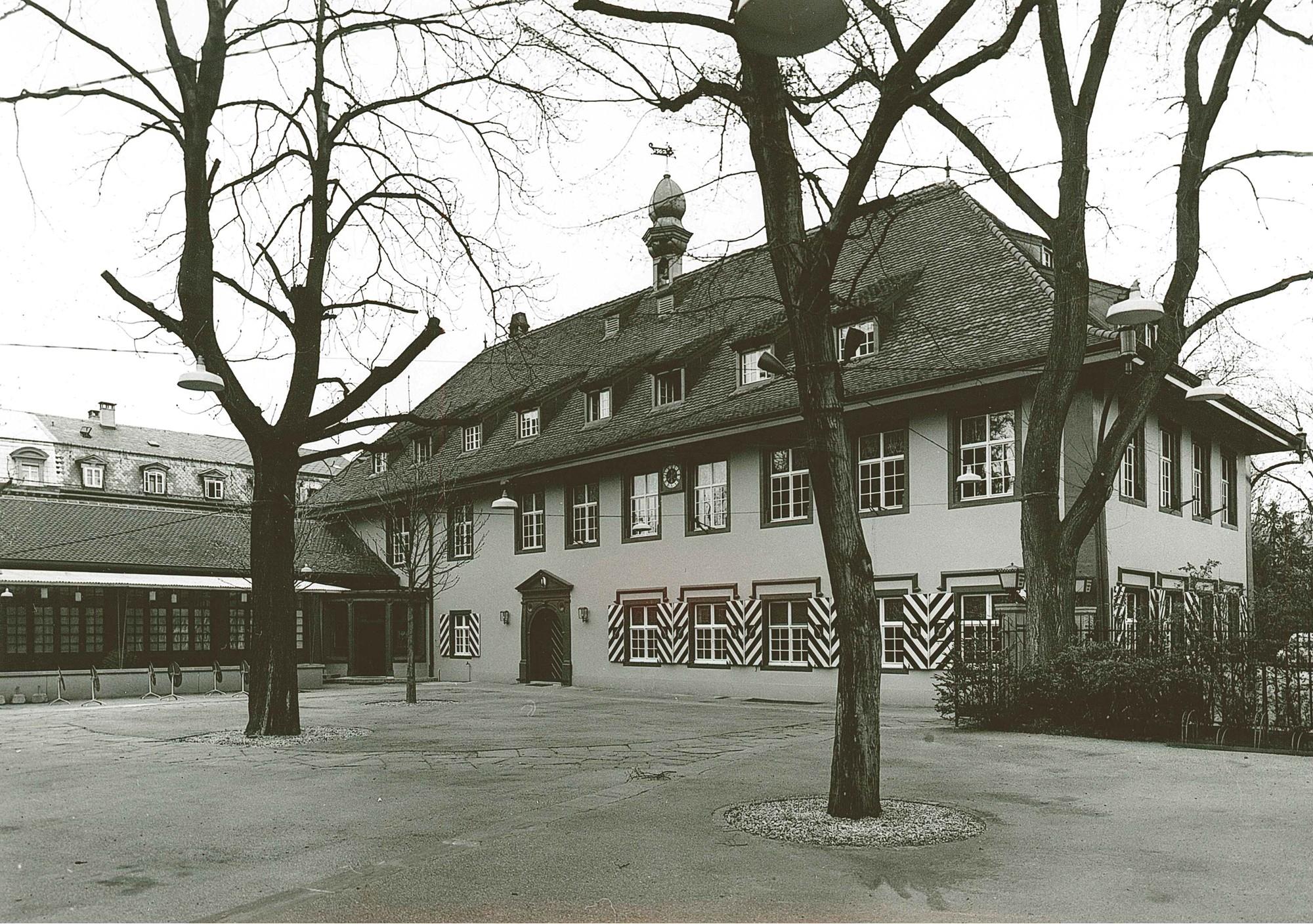 Schützenhaus Garten