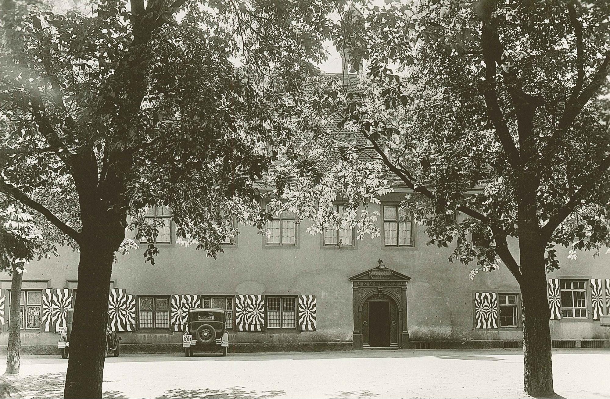 Schützenhaus Nordfassade