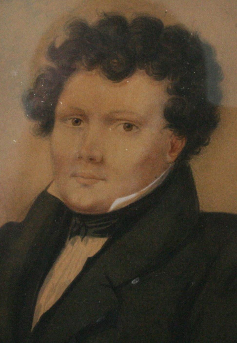 Benedikt Sarasin (1798 - 1833)