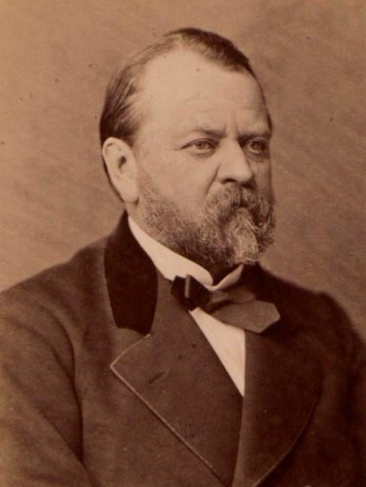 Samuel Merian-Bischoff (1823 - 1887)
