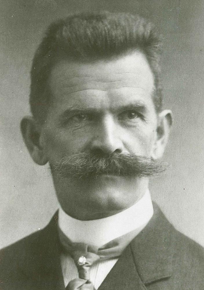 German Georg-Haccius (1860 - 1912)