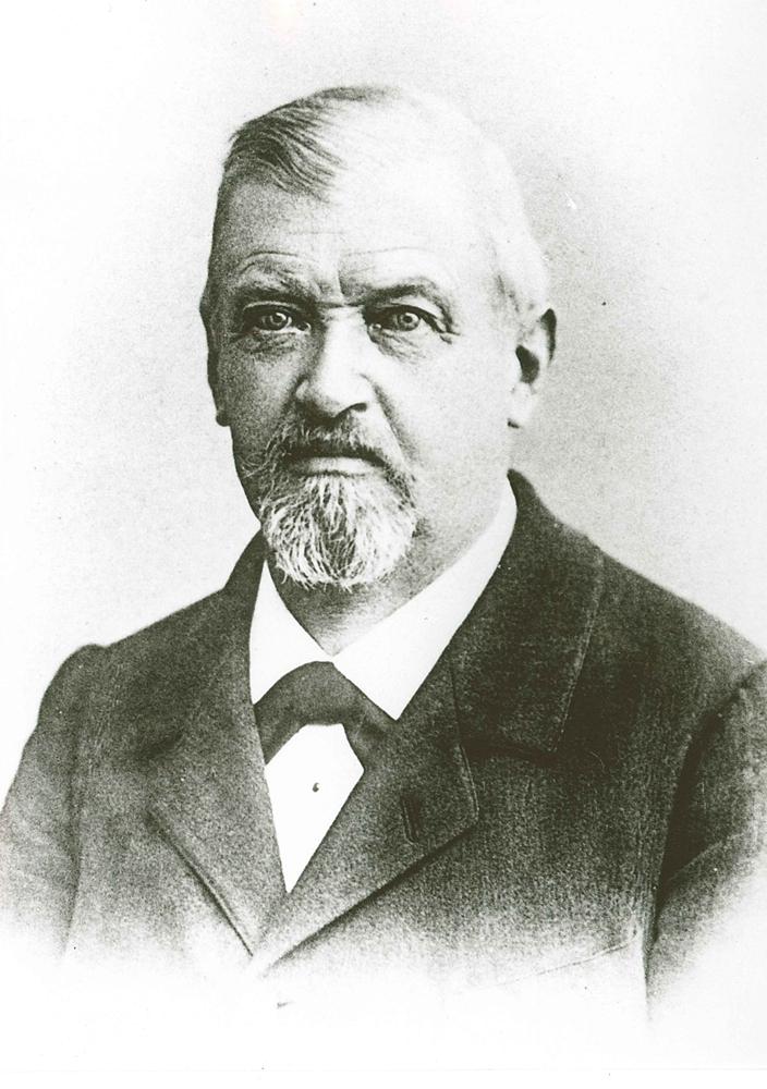 Johann Friedrich Egger-Kummer (1834 - 1913)