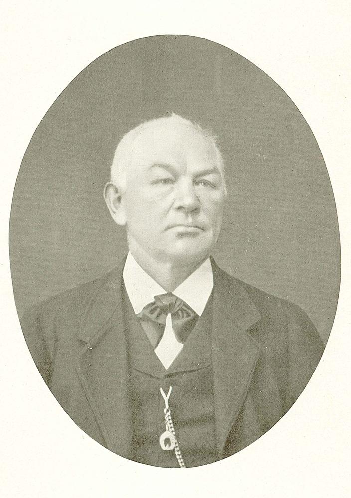 Lukas Ballmer ( ? - 1906)