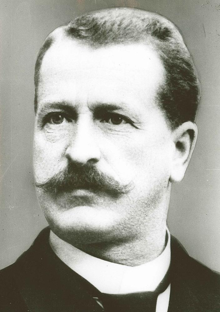 August Burckhardt-Schaub (1851 - 1919)