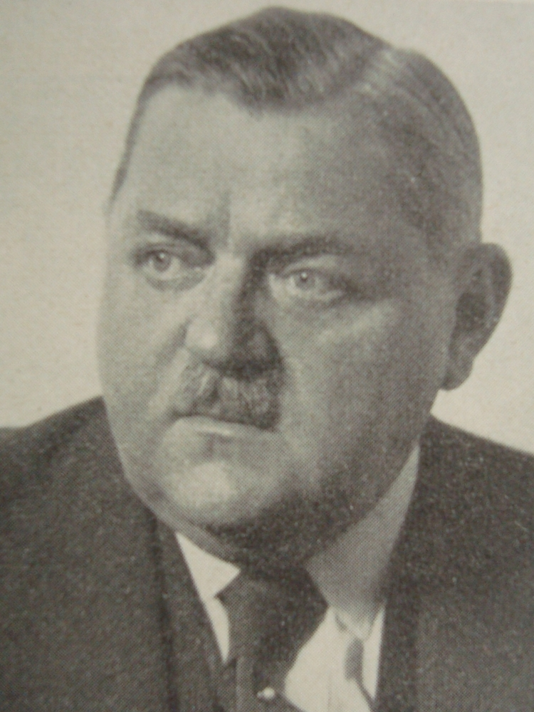 Hans Gnehm - Graf (1882 - 1960)