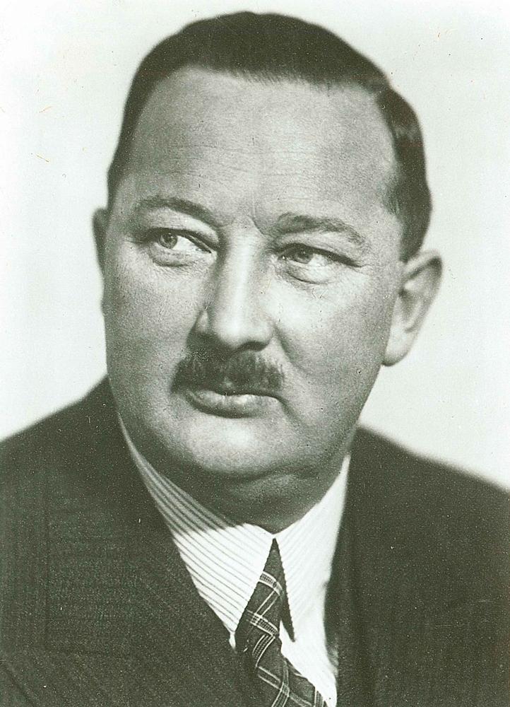 Albert Geissberger (1894 - 1951)
