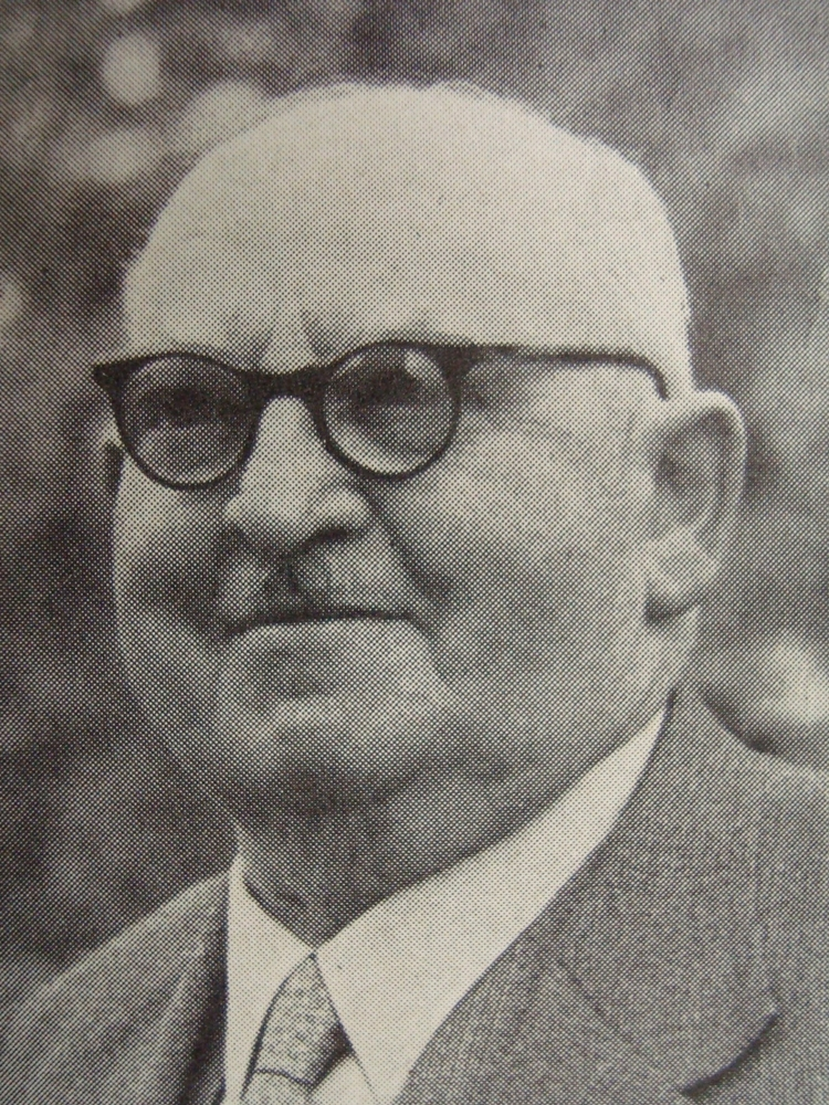 Heinrich Spillmann (1877 - 1957)