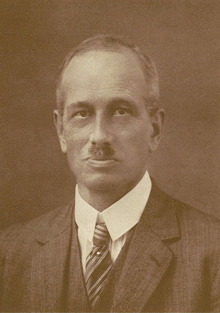 Dr. Manfred Alioth-von der Mühll (1874 -1935)
