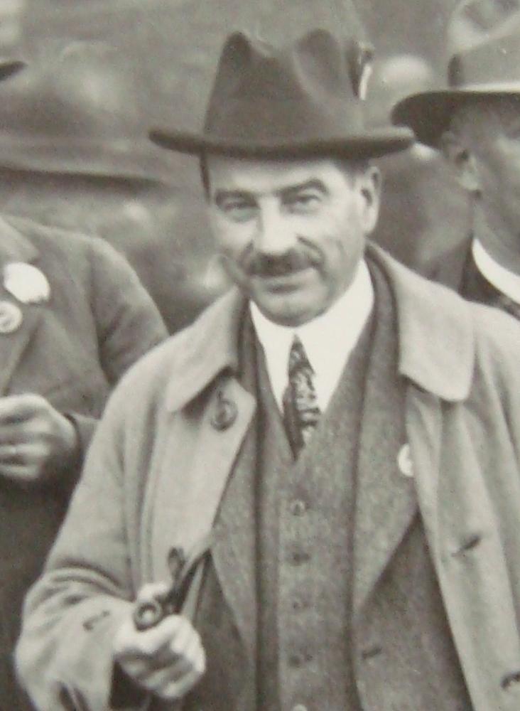 Eduard Bischoff-Settelen (1874 -1940)