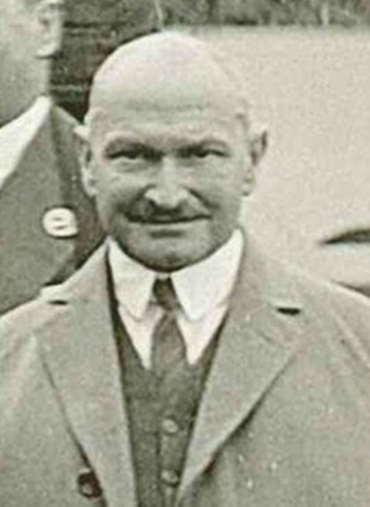 Prof. Dr. Fritz Vischer (1875 - 1938)