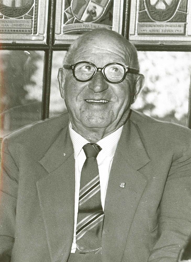 Ernst Moser (1878 - 1964)