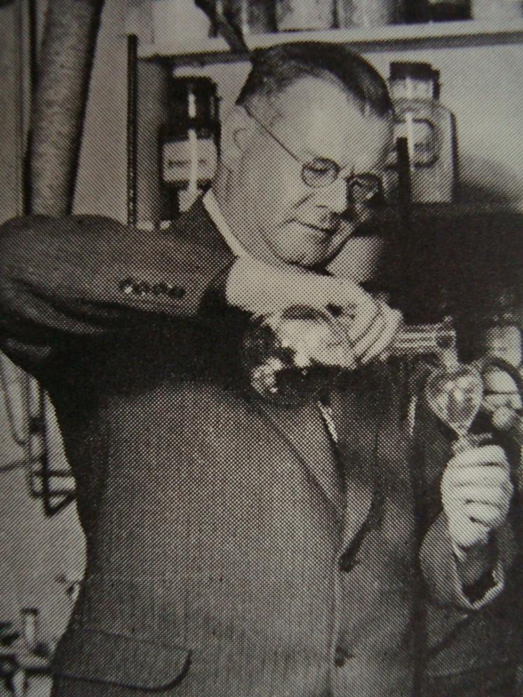Dr. Hans Spinner (1889 - 1944)