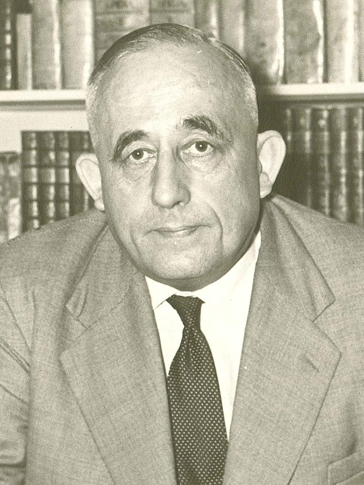 Dr. Walter Bohny (1895 - 1980)