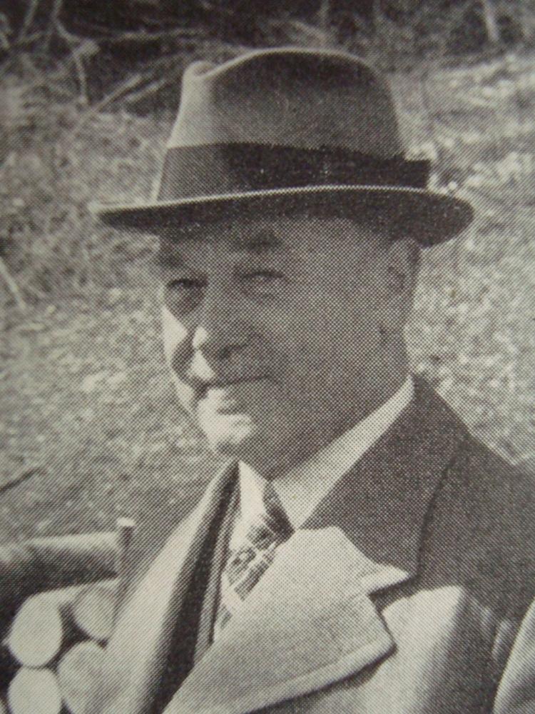 Dr. Charles Ammann-Alioth (1883 - 1957)