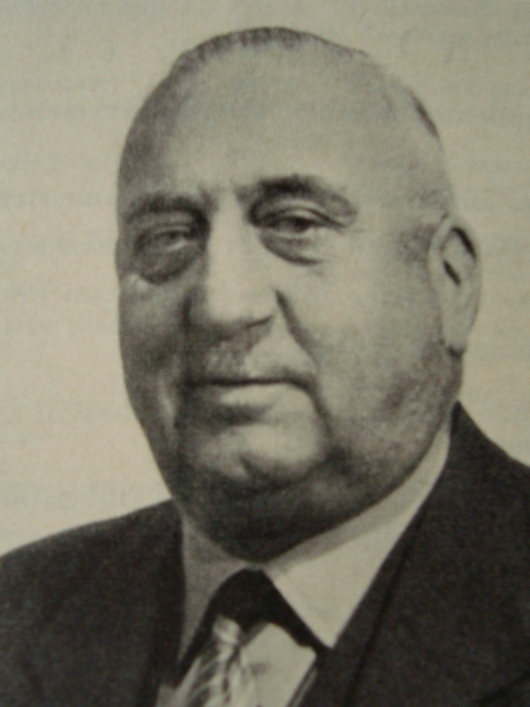 Werner Moser (1890 - 1975)