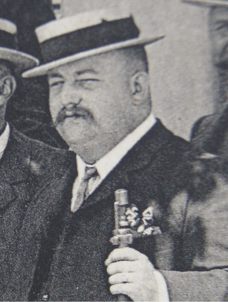 August Burger (1884 - 1944)