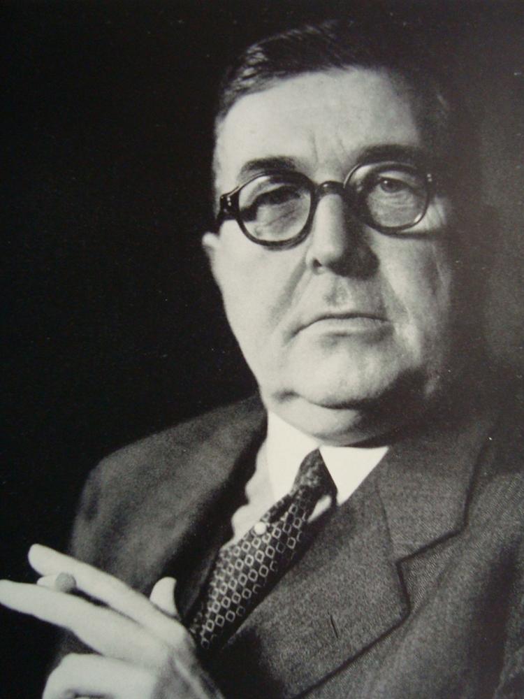 Dr. Ernst Burckhardt-Mohn (1891 - 1952)
