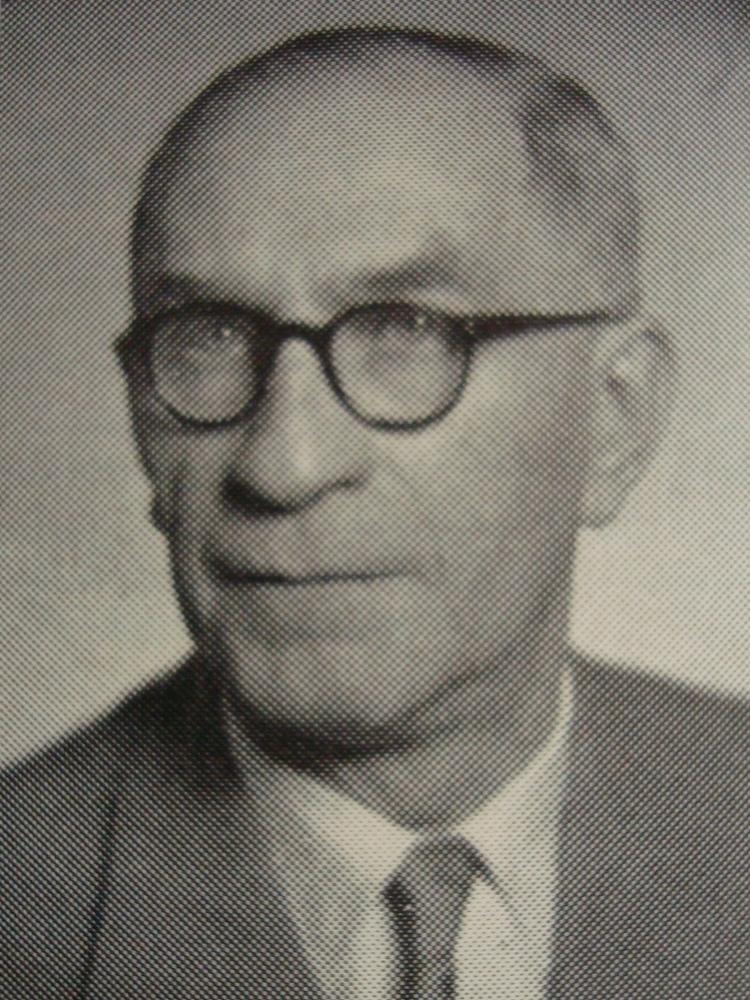 Dr. Robert Knoepfli-Ritz (1898 - 1963)