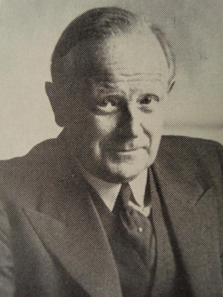 Prof. Dr. Ernst Rothlin (1888 - 1972)