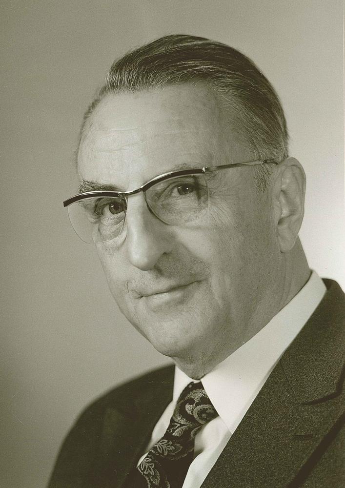 Dr. Theodor Michel (1903 - 1995)