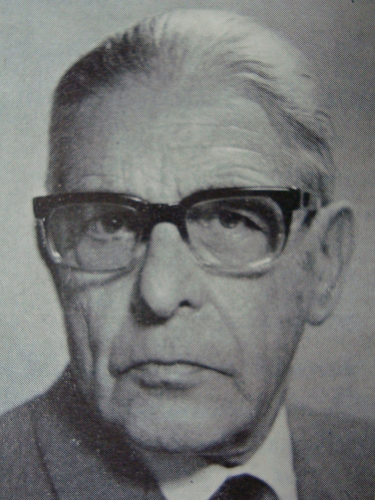 Dr. Max Keller (1897 - 1980)