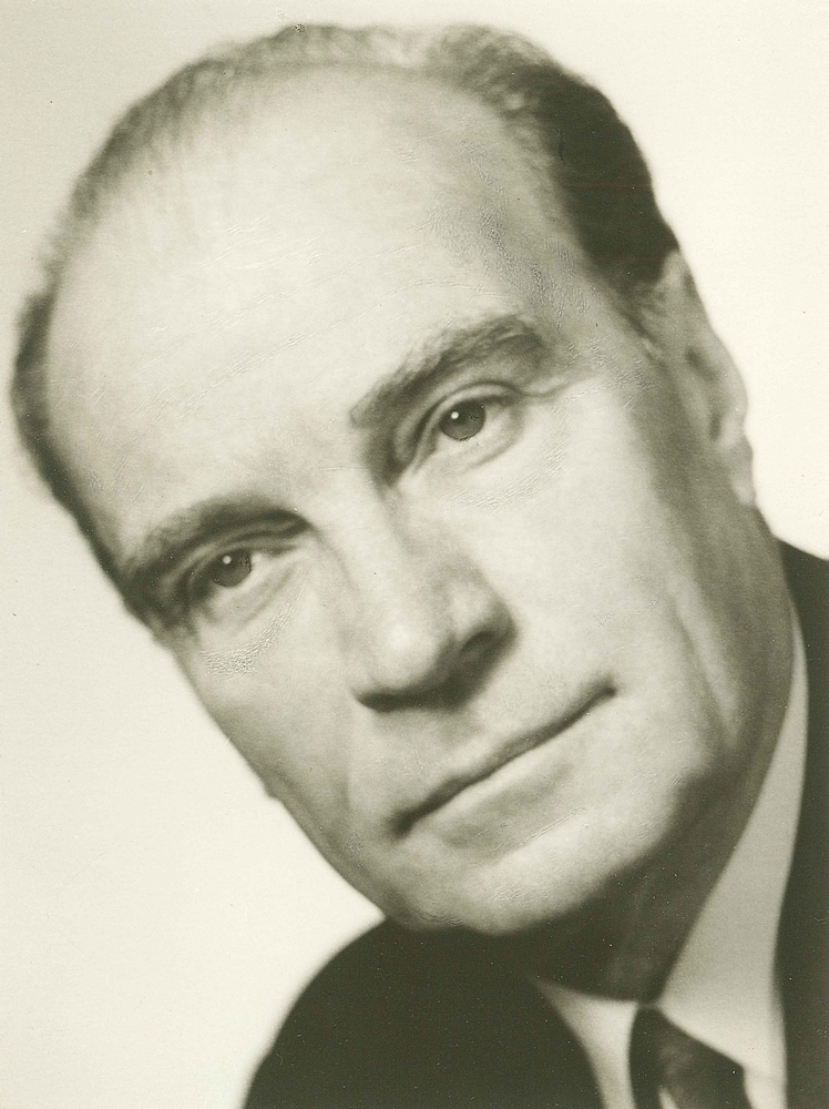 Alfred Abegg (1912 - 2003)