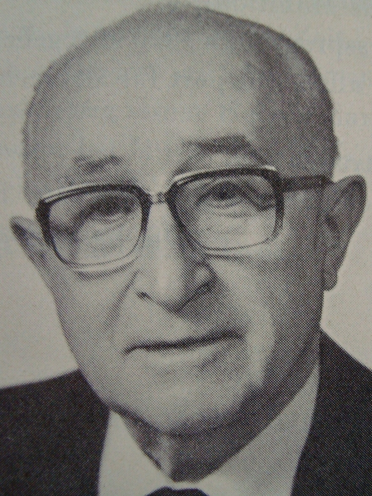 Fritz Ritter (1891 - 1986)