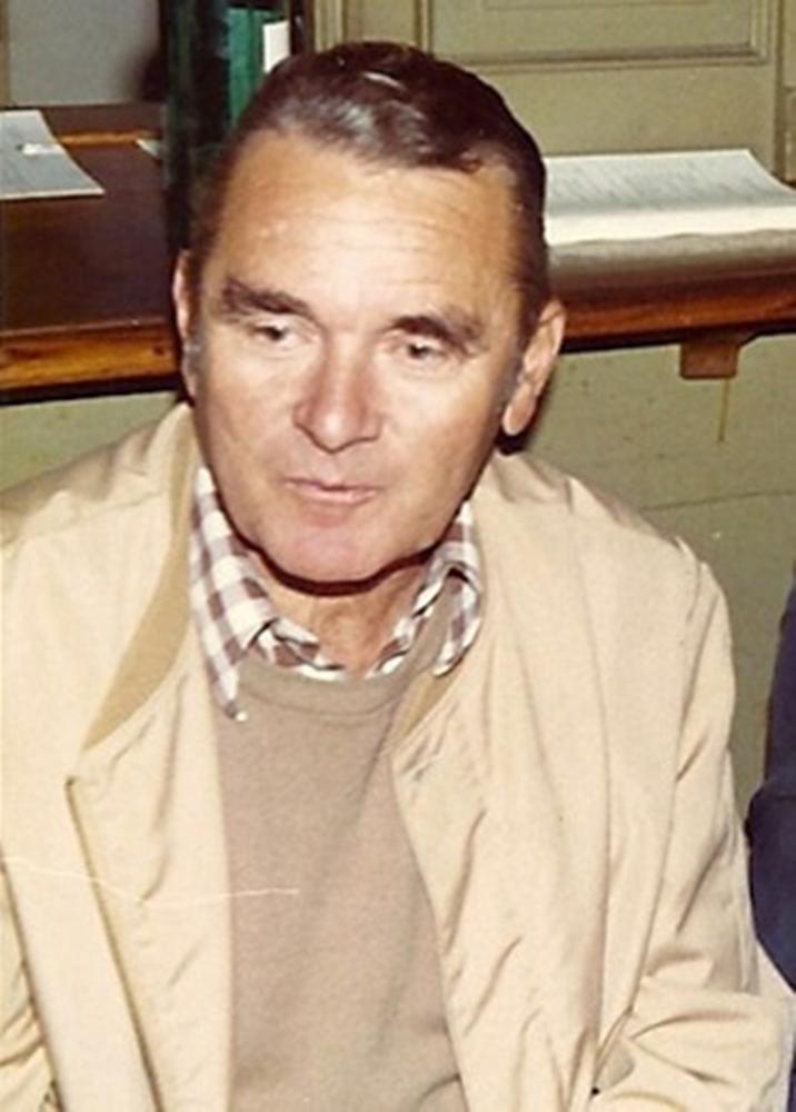 Paul Dalcher (1913 - 2004)
