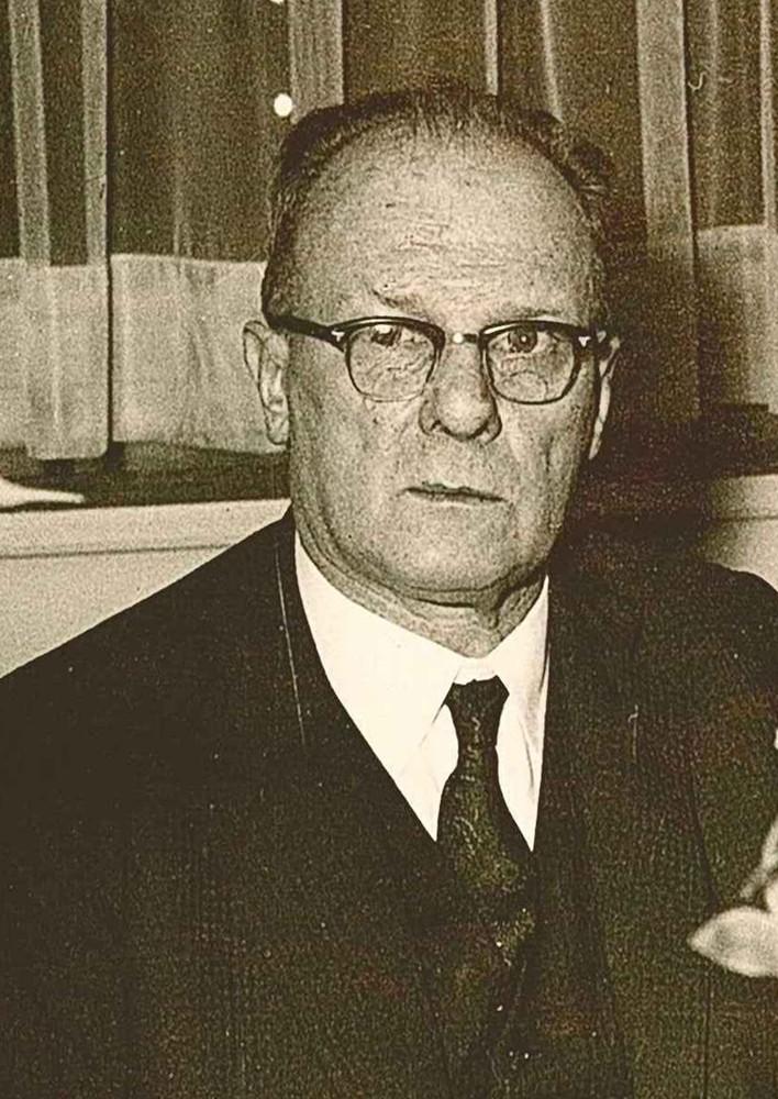 Ernst Waibel (1894 - 1966)
