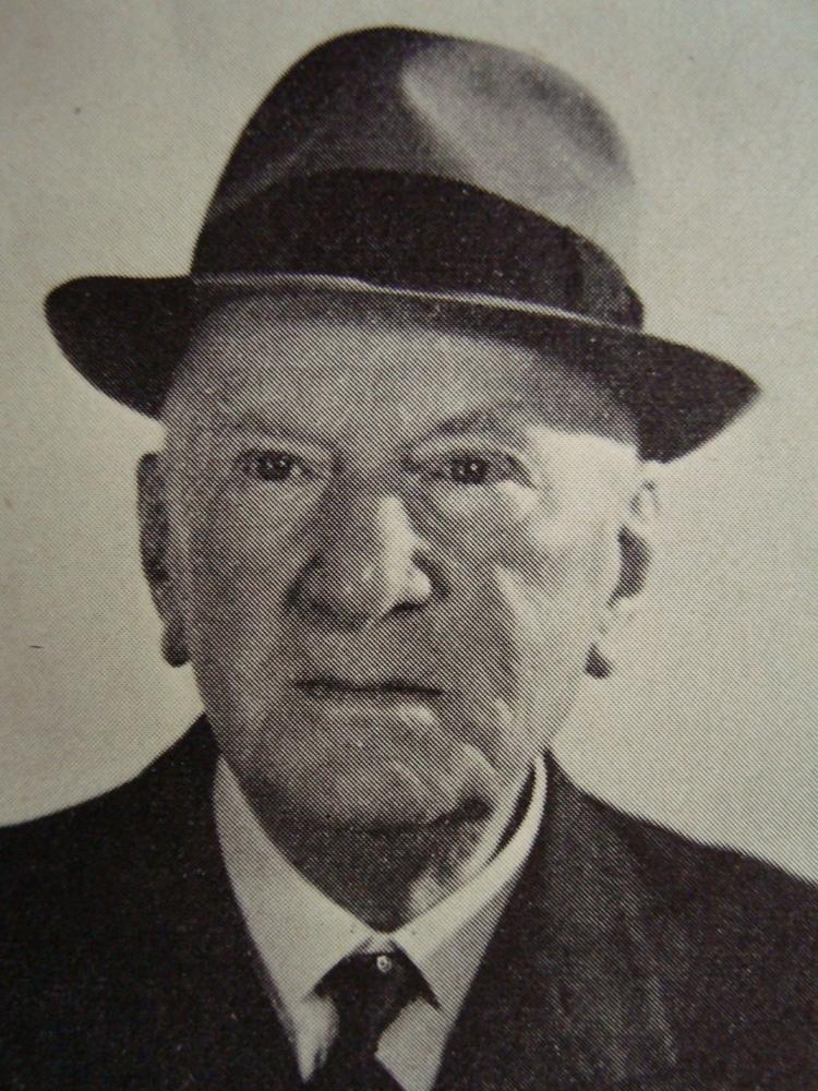 Fritz Bollier (1882 -1972)
