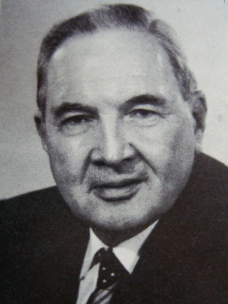 Dr. Heinrich Brüngger (1906 - 1990)