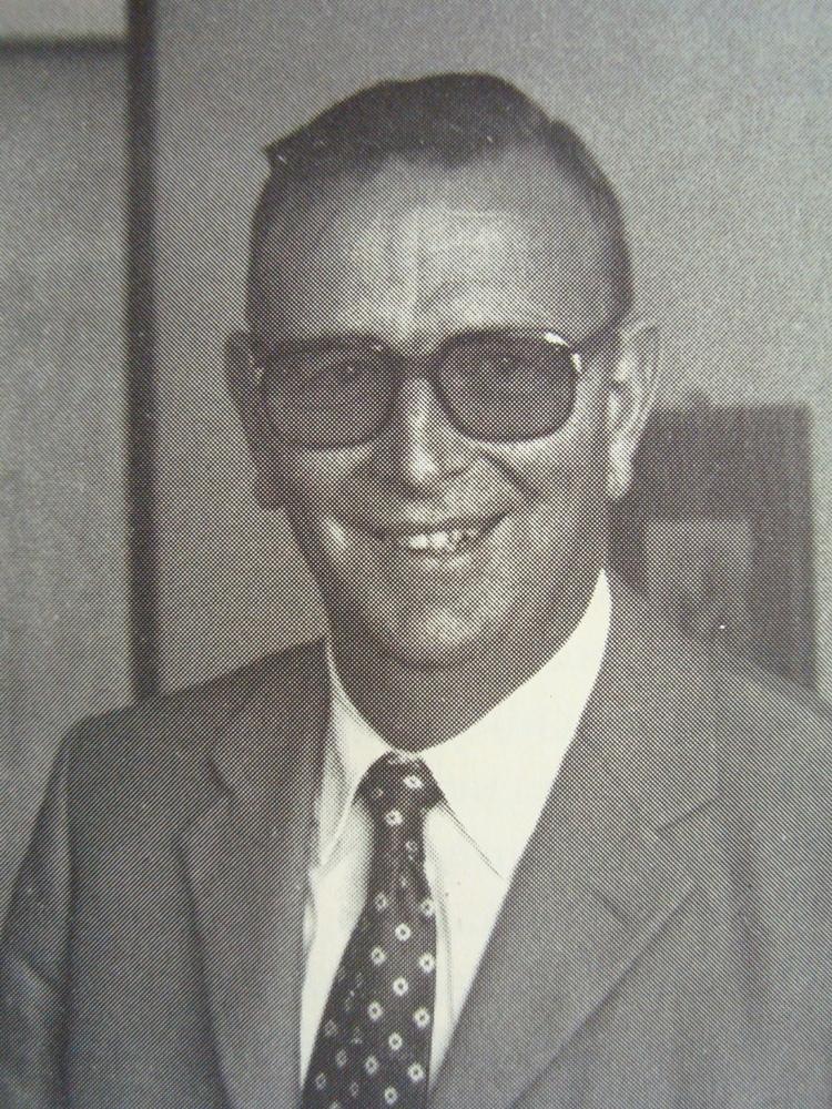 Dr. Hans Rudolf Vogt (1926 - 1990)