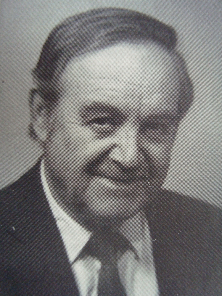 Otto Thalmann (1924 - 2003)