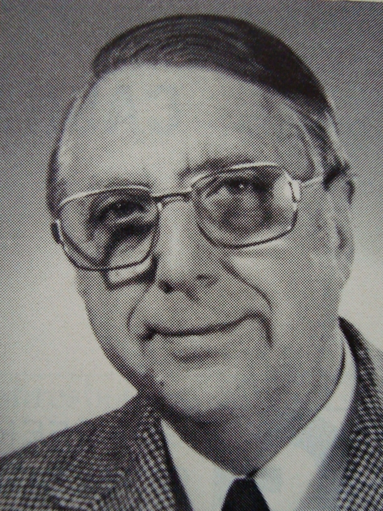 Dr. Adelbert Eckstein (1907 - 1997)