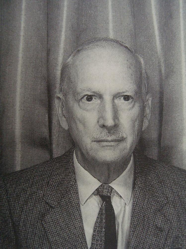 Dr. Robert Witschi (1919 - 2003)