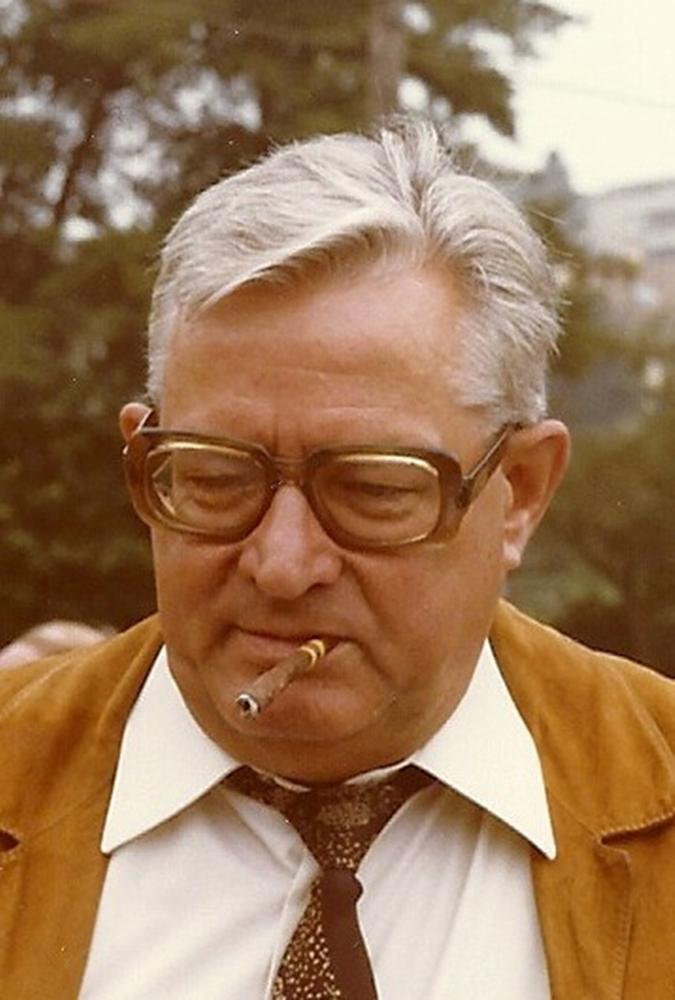 Alex Nachbur (1919 - 1994)