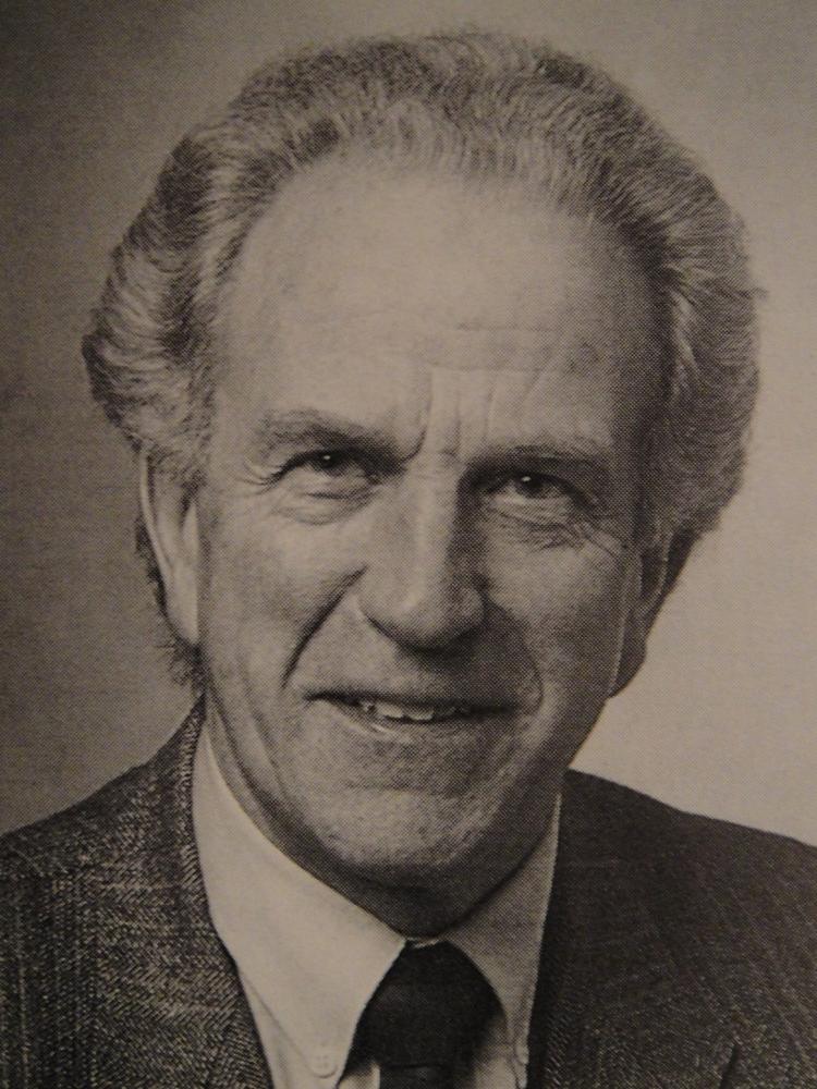 Alfred Notz (1927 - 2009)