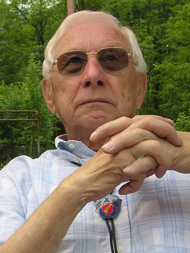 Fritz Scheidegger (1928 - 2008)