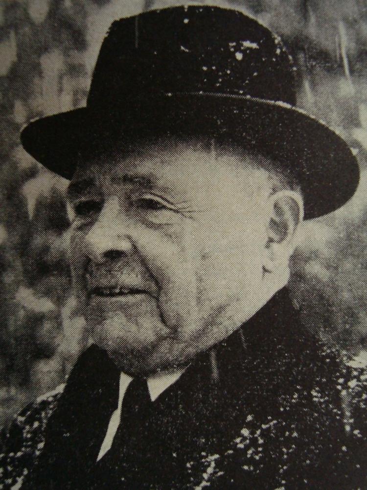 Dr. Max Girard (1881 - 1961)