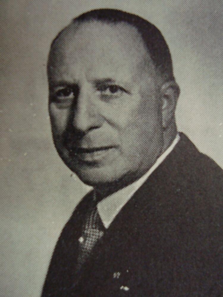 Emil Schlumpf ( ? -1959)