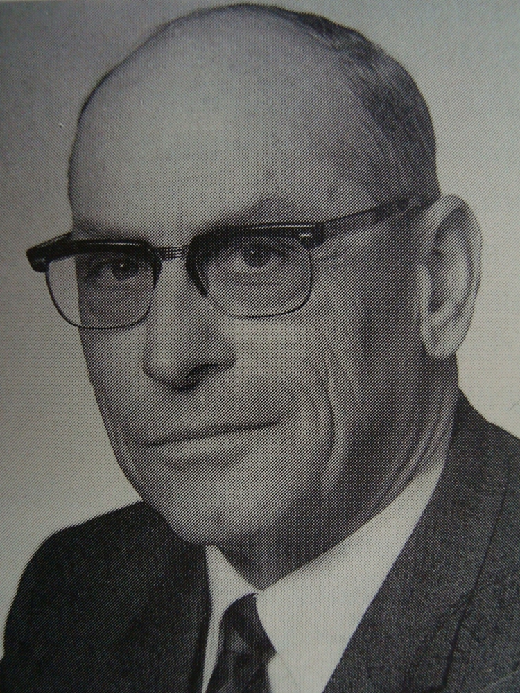 Dr. Fritz Liebrich (1904 - 1989)