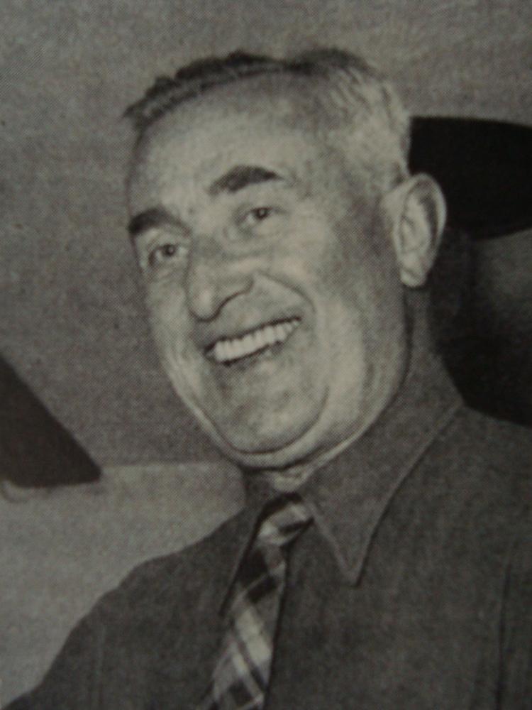 Ernst W. Ritter (1893 - 1982)