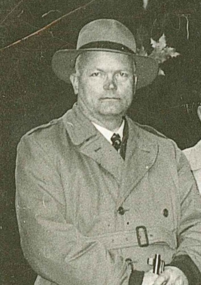 Dr. Franz Huber (1908 - 1983)